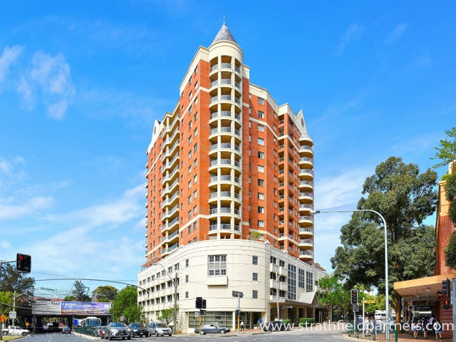 1101/5-7 Albert Road, Strathfield, NSW 2135