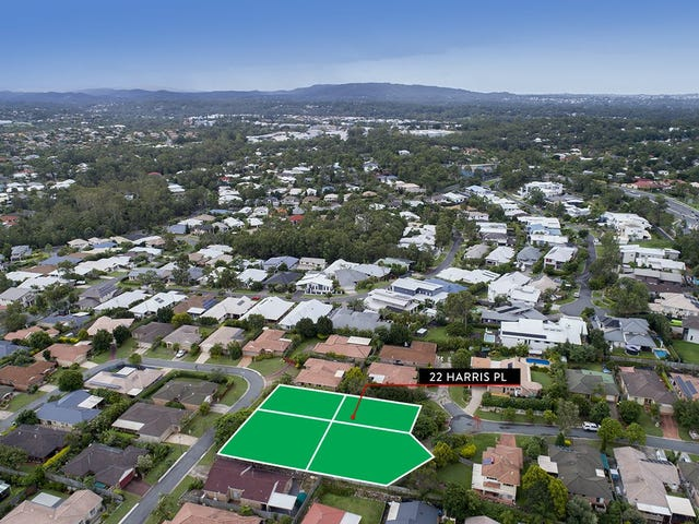 22 Harris Place, Seventeen Mile Rocks, Qld 4073