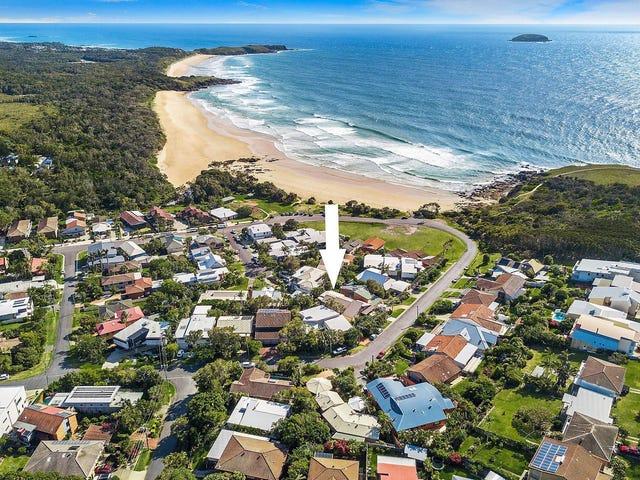 31 Ocean View Crescent, Emerald Beach, NSW 2456