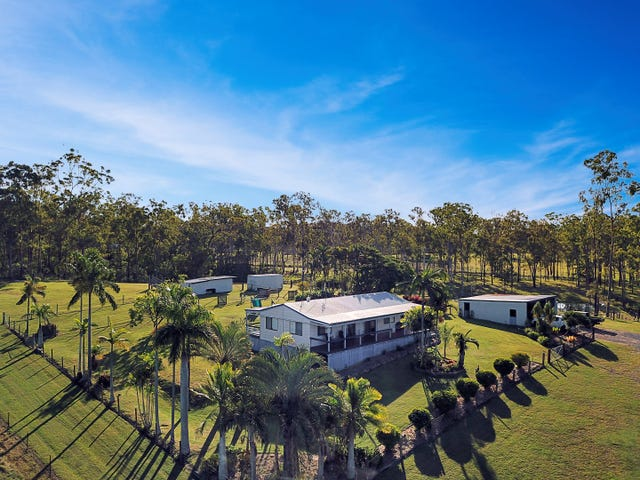 122 Simpsons Road, Bullyard, Qld 4671