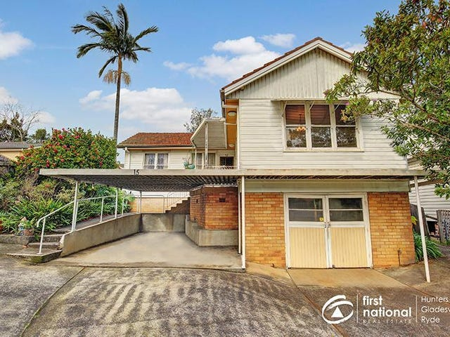 15 Goulding Road, Ryde, NSW 2112