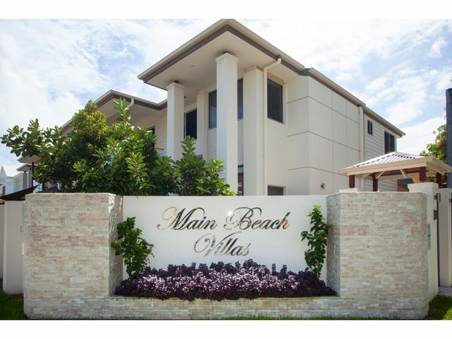 Main Beach Villas 32 Tedder Avenue, Main Beach, Qld 4217
