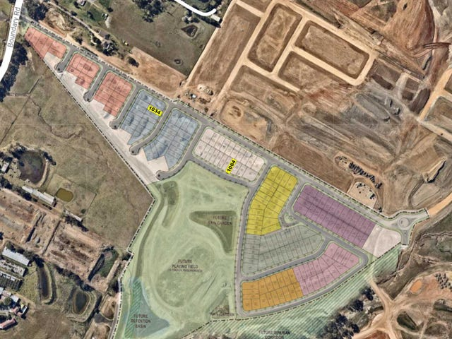 Lot 1064 Off Boundry Road, Box Hill, NSW 2765