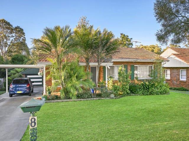 8 Judith Street, Baulkham Hills, NSW 2153