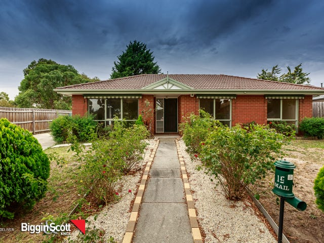 15 Adrian Place, Rowville, Vic 3178