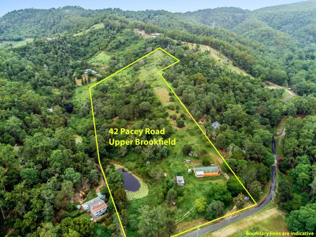 42 Pacey Road, Upper Brookfield, Qld 4069
