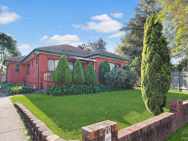 20 Napoli Street, Padstow, NSW 2211