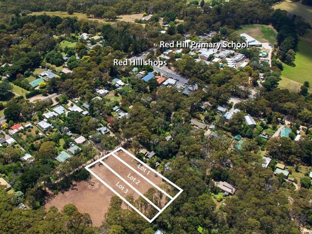 Lot 1, 2-6 Bourke Rd, Red Hill, Vic 3937