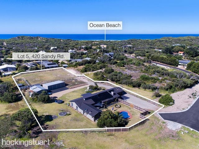 Lot 5, 420 Sandy Road, St Andrews Beach, Vic 3941