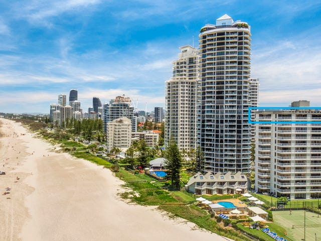 66/60 ''The Breakers' Old Burleigh Road, Surfers Paradise, Qld 4217