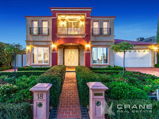 18 Coogee Drive, Taylors Hill, Vic 3037