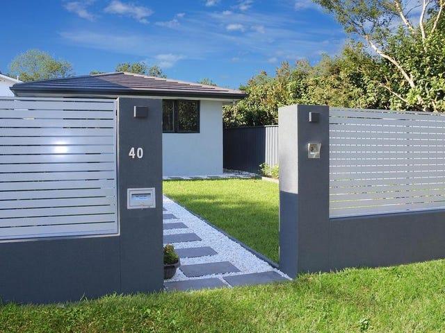 40B Douglas Avenue, St Ives, NSW 2075