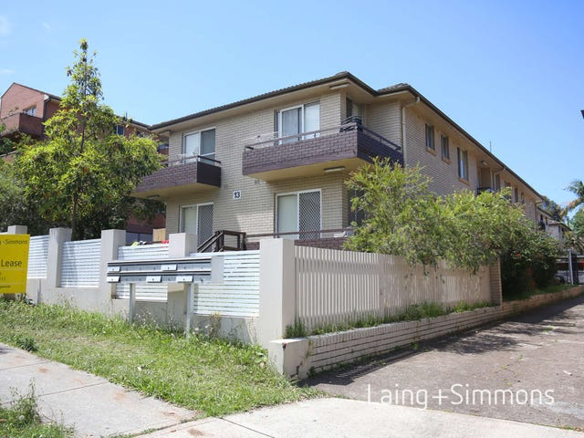 4/11-13 Crown Street, Granville, NSW 2142