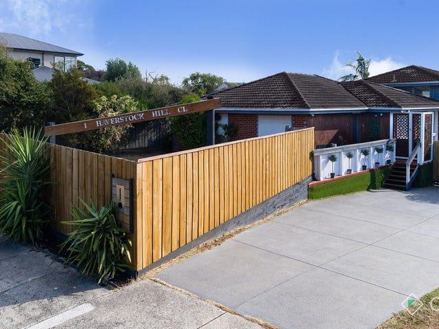 1 Haverstock  Hill Close, Endeavour Hills, Vic 3802