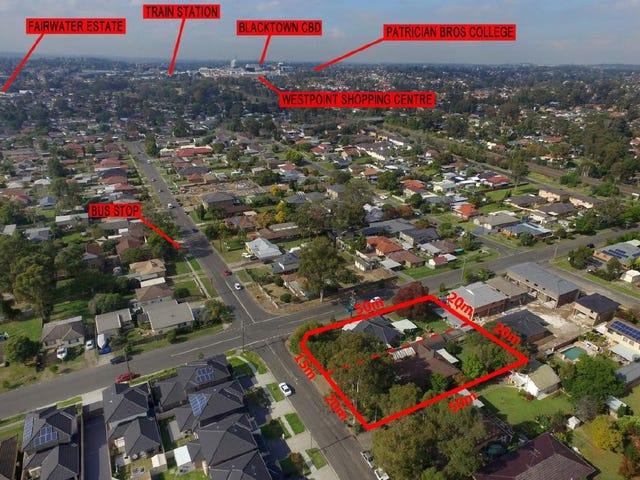 32 & 34 McCulloch Road, Blacktown, NSW 2148
