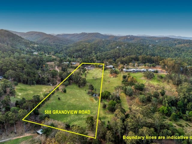 588 Grandview Road, Pullenvale, Qld 4069
