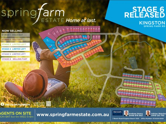 63 Spring Farm Estate, Kingston, Tas 7050