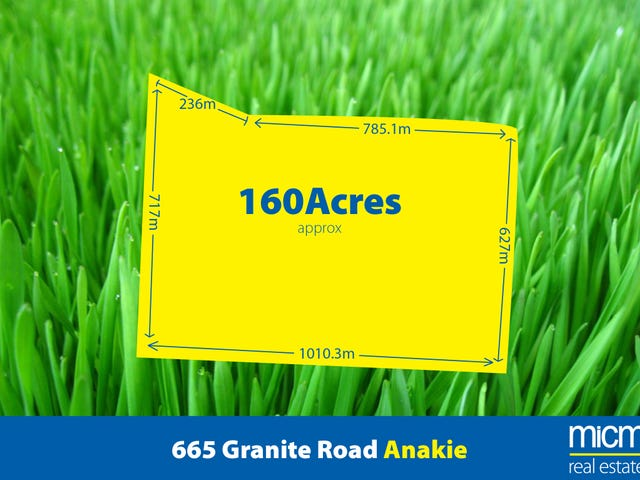 665 Granite Road, Anakie, Vic 3213