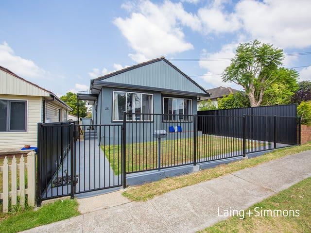 26 Aubrey Street, Granville, NSW 2142