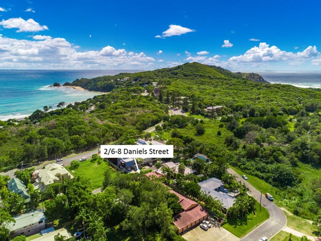 2/6-8 Daniels Street, Byron Bay, NSW 2481