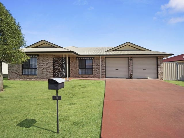 9 Berghofer Drive, Oakey, Qld 4401