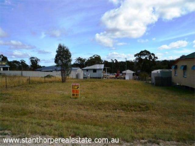 Lots 183 & 184 Sanderson Road, Glen Aplin via, Stanthorpe, Qld 4380