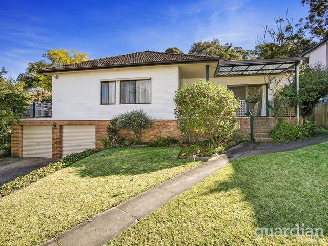 6 Carole  Avenue, Baulkham Hills, NSW 2153