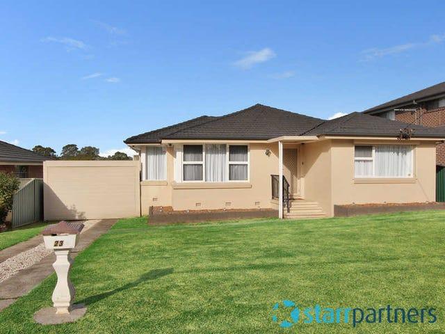 23 NYMBOIDA STREET, Greystanes, NSW 2145