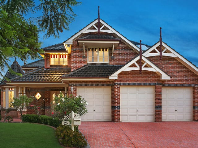 26 Celeste Avenue, Castle Hill, NSW 2154