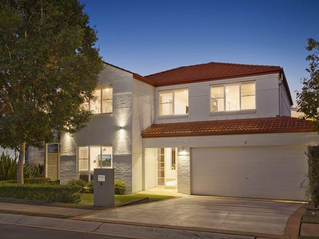 6 Marlow Place, Kellyville Ridge, NSW 2155