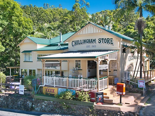 1374 Numinbah Road - Chillingham General Store, Chillingham, NSW 2484