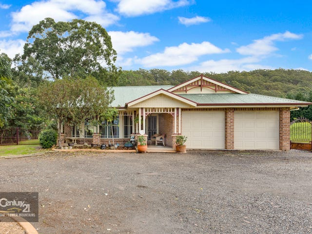 200 Bents Basin Road, Wallacia, NSW 2745