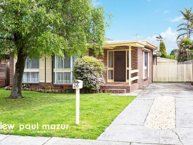26 Kubis Crescent, Dingley Village, Vic 3172