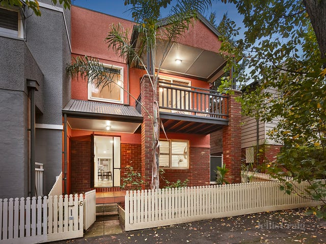 6 Cuffe Walk, Kensington, Vic 3031