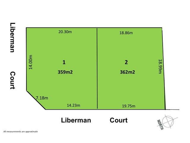 Lots 1 & 2, 35 Liberman Court, West Lakes, SA 5021