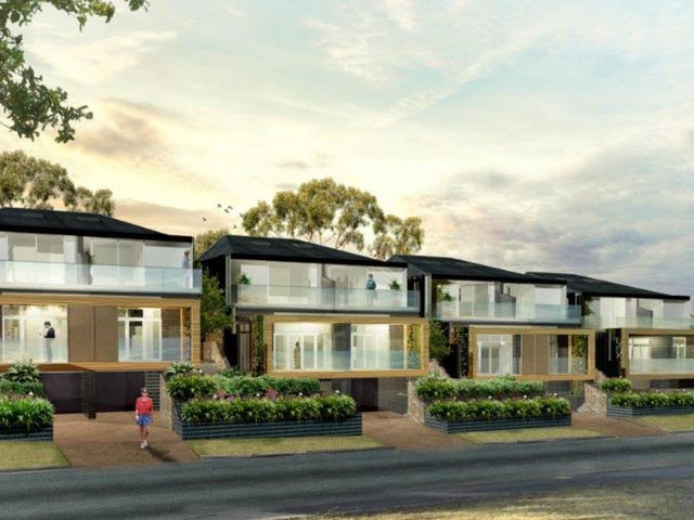 3A, 3B, 4A, 4B/17-21 Dobson crescent, Dundas Valley, NSW 2117