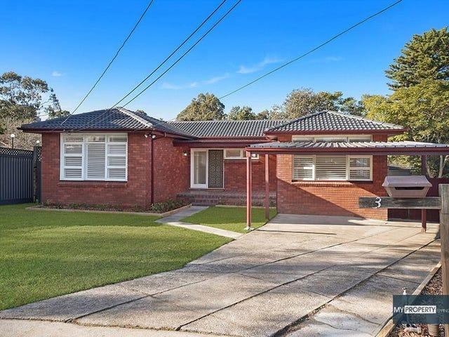 3 Leonard Place, Marsfield, NSW 2122