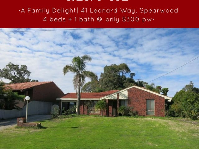 41 Leonard Way, Spearwood, WA 6163