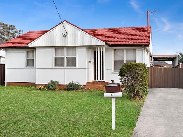51 Crosby Crescent, Fairfield, NSW 2165