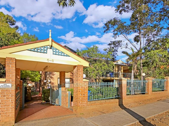 Unit 11/6-8 Paton Street, Merrylands, NSW 2160