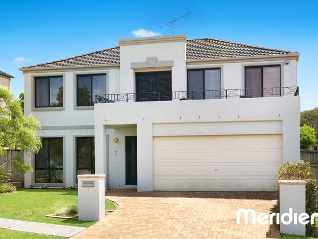 7 Shelly Crescent, Beaumont Hills, NSW 2155