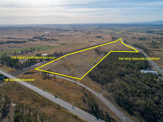 Lot 23 & 24 New England Highway, Whittingham, NSW 2330