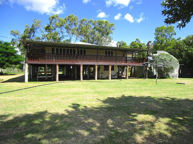 52705 Burnett Highway, Bouldercombe, Qld 4702