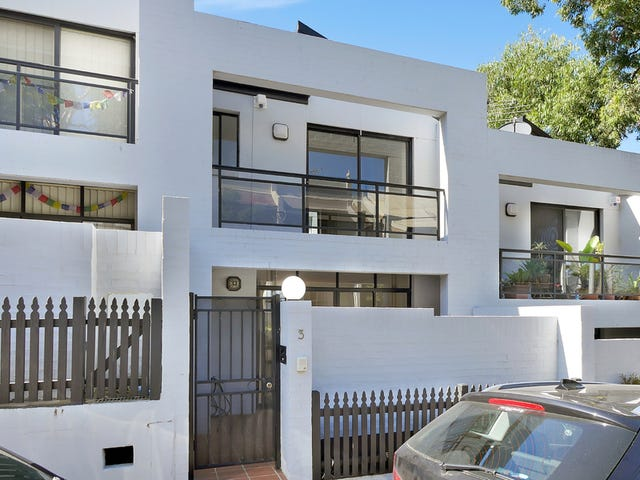 3/12-18 Wood Street, Forest Lodge, NSW 2037
