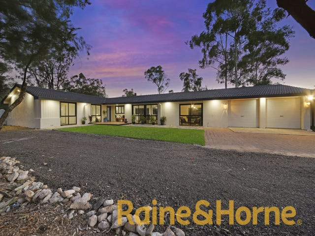116-120 East Wilchard Road, Castlereagh, NSW 2749