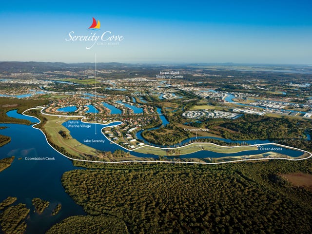 Serenity Cove Serenity Boulevard, Helensvale, Qld 4212