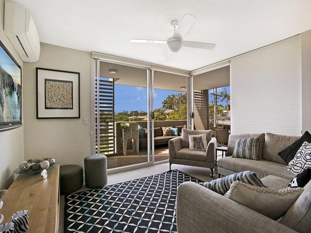 88/95 Ciana Apartments, Clarence Road, Indooroopilly, Qld 4068