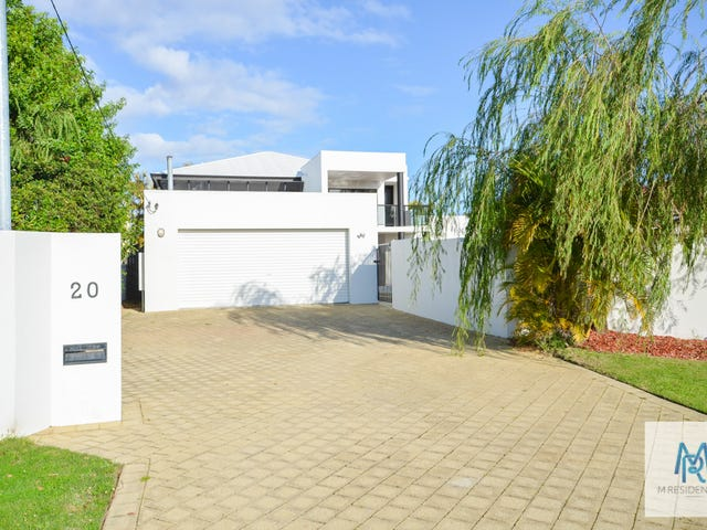 20 Ranelagh Crescent, South Perth, WA 6151