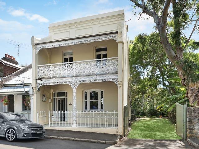 3 Burton Street, Glebe, NSW 2037