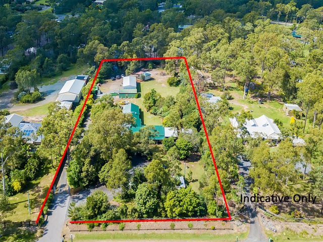 154 Wilson Road, Buccan, Qld 4207
